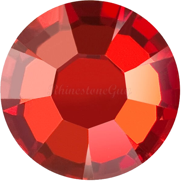 Crystal Red Flame