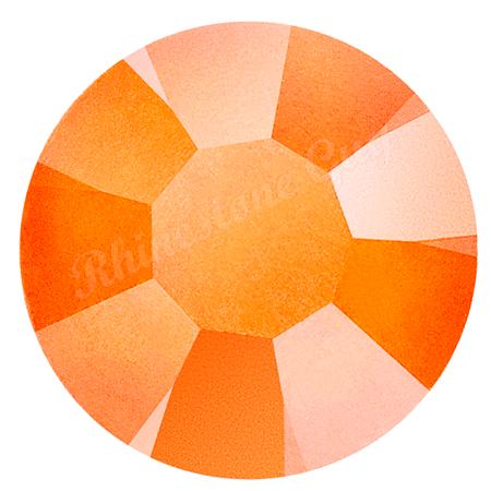 Preciosa Maxima Neon Orange Rhinestones