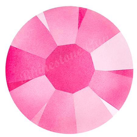 Preciosa Maxima Neon Pink Rhinestones