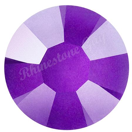 Preciosa Neon Violet Maxima Rhinestones