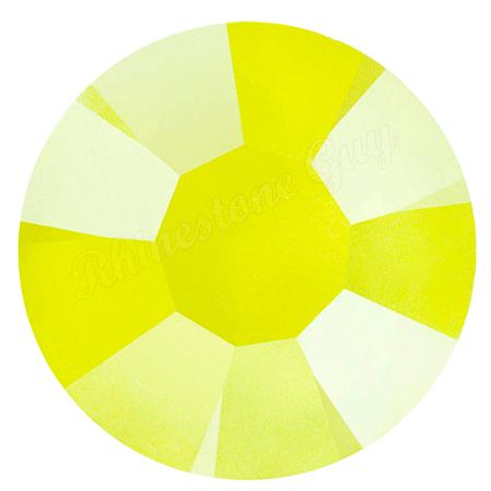 Preciosa Maxima Neon Yellow Rhinestones