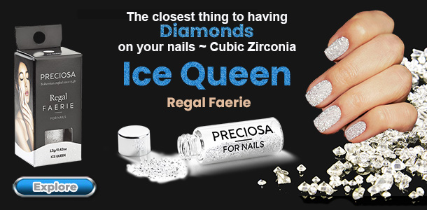 Regal Faerie for Nails