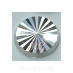 RG Radiance Round Nailheads Hot Fix - Silver