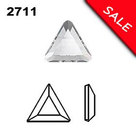 Swarovski  2711 Triangle Hotfix - <b>Clearance Sale</b>