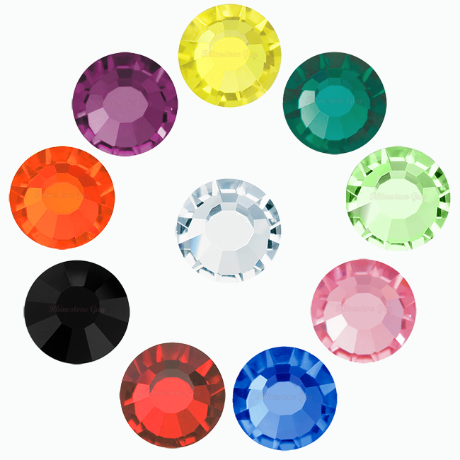 RG Premium Rhinestones - Standard Color Assortment