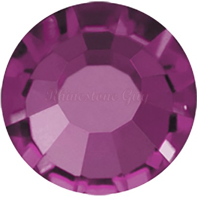 Bright Choice Flat Back Rhinestones - Amethyst