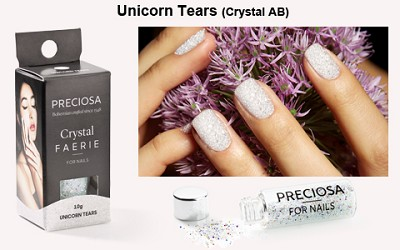 Preciosa Crystal Faerie - Unicorn Tears (Crystal AB)