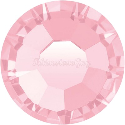 Preciosa <b>Hot Fix</b> VIVA 12 Rhinestones - Light Rose
